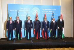 Bakü'de Türk Konseyi Dışişleri Bakanları Konseyi Toplantısı başladı