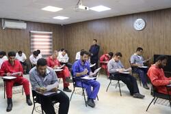اولین آزمون صلاحیت حرفهای کارکنان صنعت گاز کشور برگزار شد