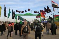 موکب های قرارگاه خاتم الانبیاء در مهران، نجف و کربلا مستقر هستند