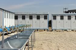 ایجاد ۸۰ چشمه سرویس بهداشتی در موکب های اربعین حسینی در همدان