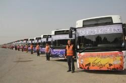 پیش بینی استقرار ٧۰۰ اتوبوس برای بازگشت زوار در شلمچه