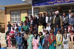 ساخت مدرسه روستای«سبزهخانی»توسط خیرین/۲۵درصد مدارس دلفان تخریبی است