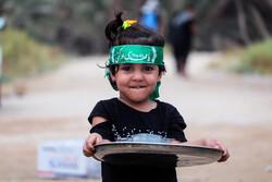 Iraklı çocuklardan zairlere inanılmaz misafirperverlik
