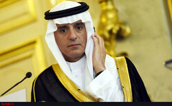 Saudi Minister of State for Foreign Affairs Adel bin Ahmed Al-Jubeir