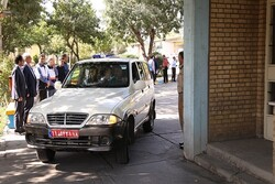 اعزام دومین گروه فنی و پشتیبانی از حوزه بهداشت همدان به مرز مهران