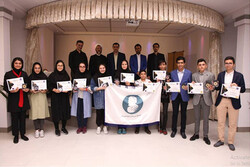 Iranian students win medals in ITE 2019