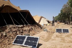 Plan for supplying nomadic households with mobile PV systems underway