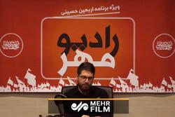 خاطرات حامد خاکی شاعر و ترانه سرا از پیاده روی اربعین (قسمت اول)