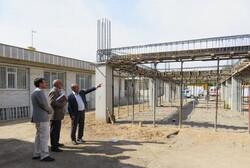 احداث ۱۲ باب پانسیون پزشکی در شهرستان سراب