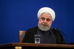 صدر روحانی کا مشترکہ ایٹمی معاہدے کے سلسلے میں چوتھا قدم اٹھانے کا اعلان
