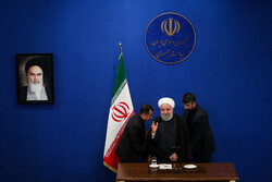 ایرانی صدر کی صحافیوں کے ساتھ گفتگو