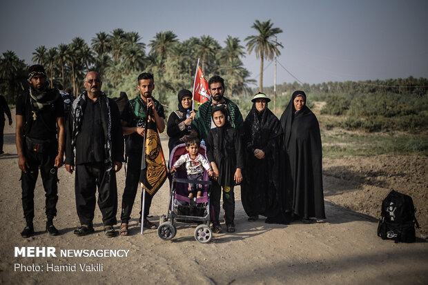 حركة نهضوية عائلية على خطى سيد الشهداء