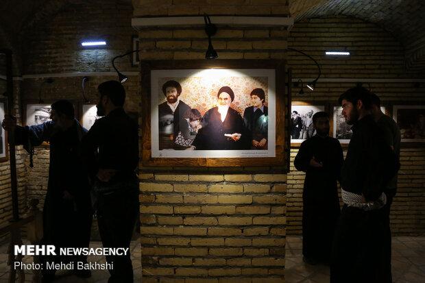 خانه تاریخی امام خمینی(ره) در نجف