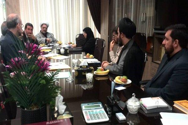کارگروه توسعه مدیریت تبلیغات اسلامی آذربایجان شرقی برگزار شد