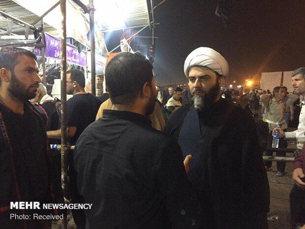 انتقاد رییس سازمان تبلیغات اسلامی از برخی موکبهای دولتی در مرز