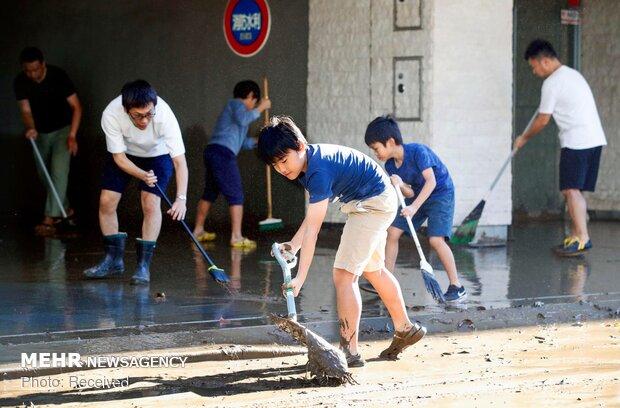 خسارات طوفان هاگیبیس در ژاپن