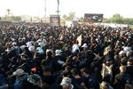 بازگشت ۵۵ هزار زائر ایرانی از مرز خسروی به کشور