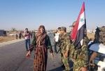 شامی فوج رقہ میں پہنچ گئی
