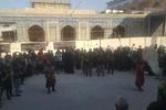 اجرای تعزیه حوزه هنری کهگیلویه و بویراحمد در نجف اشرف