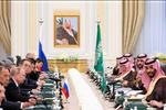 روابط عربستان و روسیه,سفر پوتین به عربستان