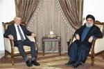 السيد نصر الله يؤكد على عودة العلاقات بين لبنان وسوريا