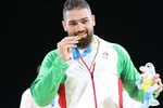Iranian wrestler wins gold in 2019 World Beach Games