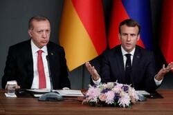 ترک صدرنے فرانسیسی صدر کو مردہ دماغ قراردیدیا