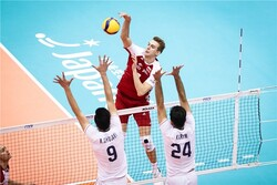 Tired Iran finishes FIVB World Cup with defeat against Poland