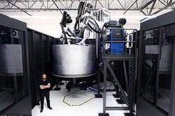 نخستین موشک چاپی به فضا پرتاب می شود