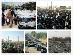 دعوت از زائران حسینی برای اعزام از مرز خسروی/ عبور ۱۴۰ هزار نفر از این مرز
