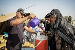 عراق میں عیدان اور عبید خاندان کا موکب