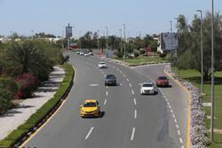 مقررات خاص رانندگی در کیش
