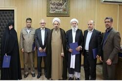 مدیران جدید گروههای آموزشی دانشگاه مذاهب اسلامی منصوب شدند