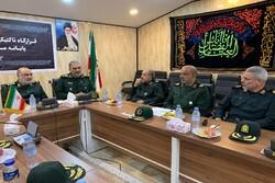 قدردانی فرمانده کل سپاه از نیروی انتظامی در خدمت رسانی به زائران