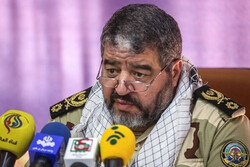 General hails IRGC forces for Ruhollah Zam's arrest
