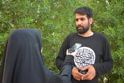 برپایی موکب امام رضا(ع) شهرستان ازنا در نجف برای دومین سال