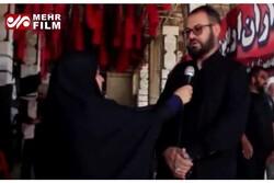 خدمات موکب حضرت سید الشهدا در نجف اشرف به زائران