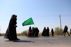 موکب اوقاف در مرز چذابه ۲ هزار نفر ظرفیت اسکان دارد