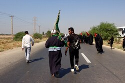 وضعیت تردد طی عصر سه شنبه از مرز مهران/ تردد ۱۳۵ هزار نفر