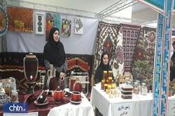 Exhibitions of handicrafts, souvenirs set up for Arbaeen pilgrims