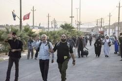 پیش بینی ورود ۲۵۰ هزار زائر اربعین به کشور از طریق مرز خسروی