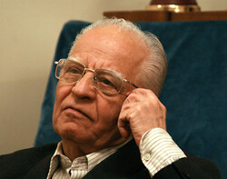 Composer Hossein Dehlavi in an undated photo.
