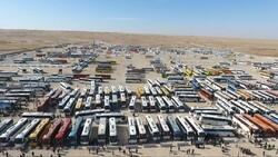 آخرین وضعیت تمهیدات در مرز مهران برای بازگشت زوار