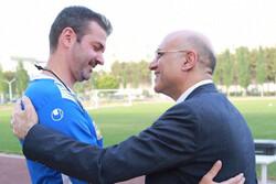 استراماچونی، قائدی و شیخ جایی نمیروند/ برای AFC ابهام ایجاد شده است