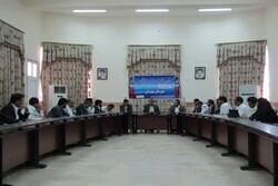 جلسه شورای ورزش همگانی شهرستان مهرستان برگزار شد