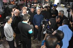 ۲۸ موکب لرستان در عراق به زوار حسینی خدمترسانی میکنند