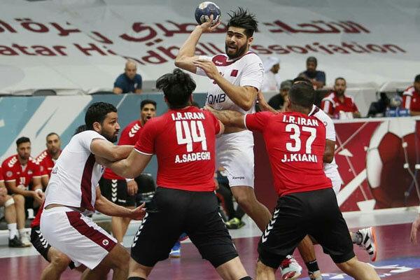 تیم ملی هندبال عازم قطر شد