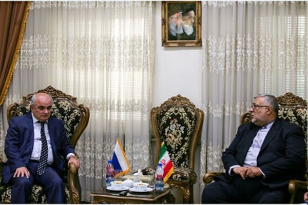 ICRO chairman calls for setting up Caspian Cultural Foundation