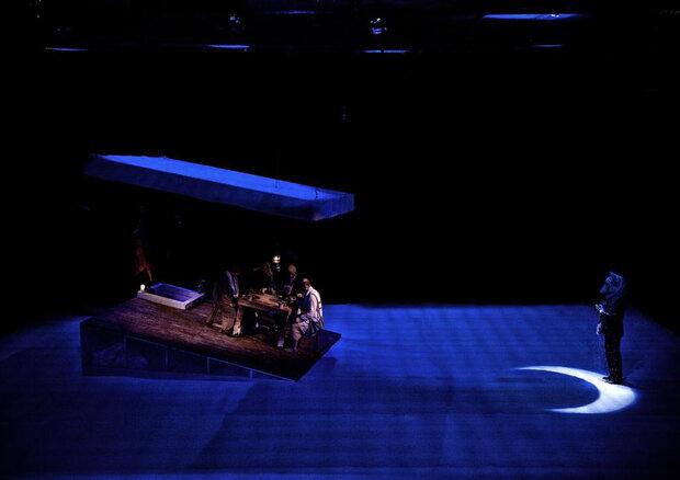 «صدای آهسته برف» پس از پنج سال روی صحنه میآید