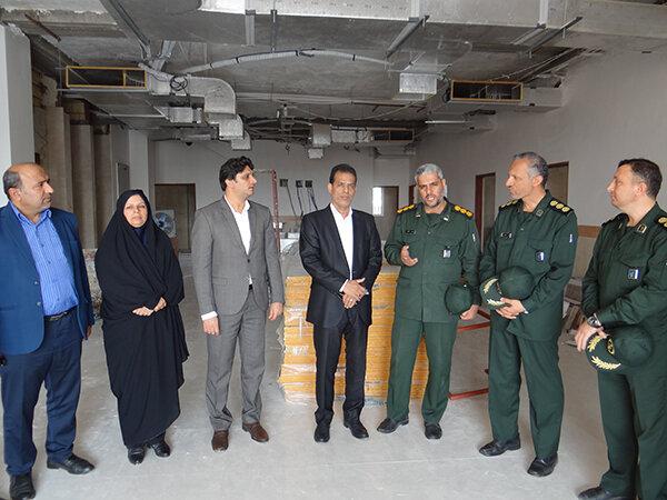 اولین درمانگاه بسیج استان بوشهر افتتاح می شود